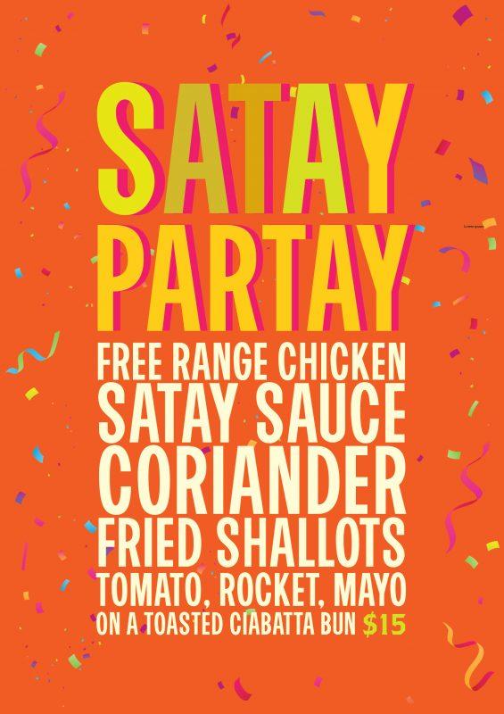 Satay Partay
