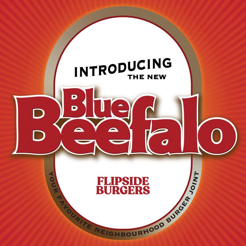 Blue Beefalo